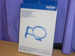 NEW  ONE BROTHER  MACHINE EF61  SMALL  EMBROIDERY  HOOP INV 9555/950/900 PE300S