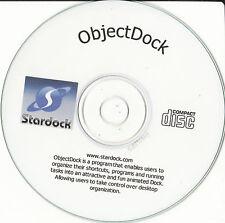 STARDOCK - OBJECT DOCK - DOCKING SOFTWARE FOR PC