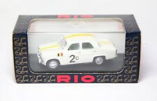 RIO 118/S Alfa Romeo Giulietta Racing 1955 In Its Original Box - Mint Model 1:43