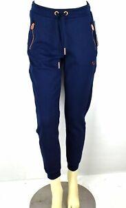 True Religion Women's Navy Slim Joggers Sweatpants - W17UF11K2G