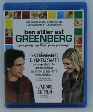 Greenberg - Blu-ray - Ben Stiller & Jennifer Jason Leigh