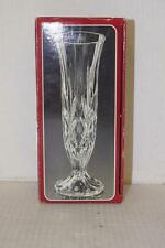 Royal Crystal Rock BUD vaso cristallo di piombo.