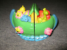 Dicksons Noah's Ark Bookends, NEW IN BOX, CMG-300