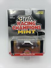 Racing Champions Mint 1965 Ford Galaxie 500 Blue Diecast 2016 NEW FREE SHIPPING