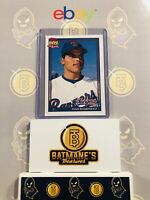 1991 Topps Traded Ivan Rodriguez #101T RC Rookie NM/M MINT Baseball Card
