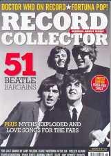 Record Collector Magazine 462 Jan 2017 Bowie Skids Human League Greg Lake Doors