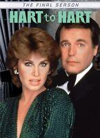 Hart to Hart: The Complete Fifth Season (Final Season) [New DVD] Boxed Set, Fu
