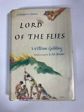Lord of the Flies by William Golding (1962, Hardcover) Fifth Impression, 1963