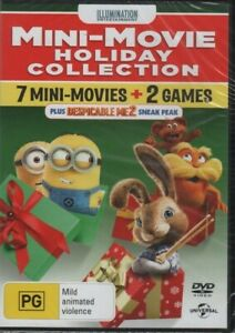 Despicable Me: Mini-Movie Holiday Collection DVD R4