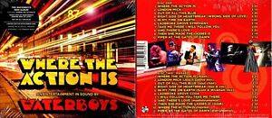 The Waterboys SEALED 2x CD ALBUM Where The Action Is LTD EDITION W/ BONUS DISC