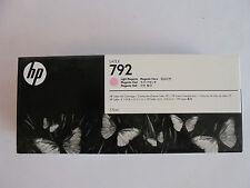 HP 792 Cartridge Magenta Hell Latex 210 260 280 L26500 L28500 CN710A 03/2017