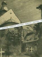 Hildesheim - Dom - Nach einer Radierung von W. Schmidthild um 1940     T5-19