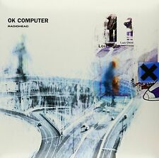 LP RADIOHEAD OK COMPUTER VINYL