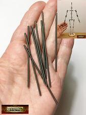M01130 MOREZMORE HPA 10pcs M2 70 mm All Thread Rod Threaded M2*70 M2x70