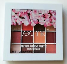 Technic Spring Summer 16 Colour Pressed Pigment Eye Shadow Palette