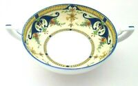 Royal Worcester Bordeaux Cream Soup Bowl Made In England