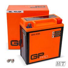 Batterie 12V 5Ah Gel Batterie GP-Pro GB5L-B ähnl. YB5L-B / CB5L-B wartungsfrei