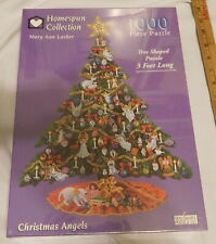 new Home Collection Tree shaped Puzzle 3 Feet Christmas 1000 Pieces jigsaw 5202