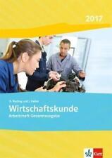 Wirtschaftskunde. Ausgabe 2018 von Helmut Nuding und Josef Haller (2017, Taschenbuch)