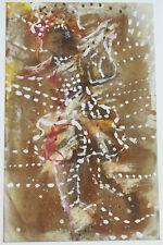 Colette (1947) Beautiful Dreamer's uniform übermaltes foto 42x27cm 1982/86