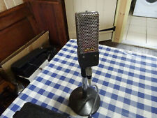 Rare Vintage Ribbon Microphone From Meazzi. The Italian Job!
