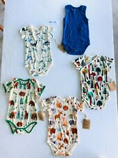 18M NEW Earthy Organic Cotton Baby Boys Clothes Manufacturer 2nds LOT M