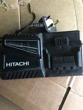 Hitachi Geniune UC18YFSL 14.4-18v Li-Ion Battery Charger Good Working Order