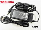 New Genuine Original Toshiba 65W 19V 3.42A AC Adapter PA3917U-1ACA PA3714U-1ACA