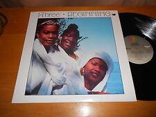 I-Three 80s REGGAE LP Beginning 1986 USA ISSUE