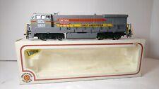 Bachmann HO Train SCL Family Lines BQ23-7 Powered Diesel Locomotive NIB
