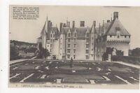 Langeais Le Chateau France Vintage LL Postcard 281a