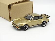 MRF Kit Montado 1/43 - Porsche 911 930 Turbo Beige metal