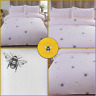 BEE MINE Bumble Bee Love Hearts Busy Bee Duvet Cover Set Quilt Cover Bedding Set