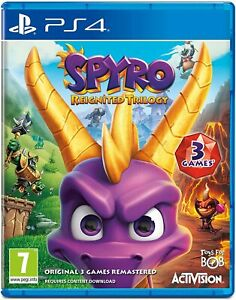 SYRO: REIGNITED TRILOGY (PS4 GAME) **MINT CONDITION**