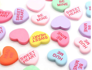 Heart Candy Fridge Magnets - Novelty Magnets - Food Magnet - Retro Decor