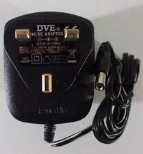 DVE DVR-1250UK-4818 12V 500mA Power Adapter