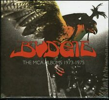 Budgie The MCA Albums 1973-1975 3 CD boxset new Bandolier In For Kill
