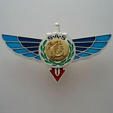 FRENCH SAS 1 RPIMa - RAPAS LEVEL 3 - GOLD - TRANSLUCIDE - HALO PARATROOPER WINGS