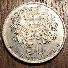 PIECE DE 50 CENTAVOS DU PORTUGAL 1957 (392)