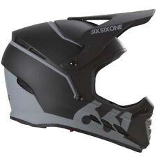 Sixsixone 661 Reset Fullface Full Face DH Downhill MTB Bike Helmet Black Small