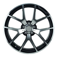 "Month Special OX672 19x9.5"" 5x112 Flat Black Machine Face For some Benz, Audi,VW"