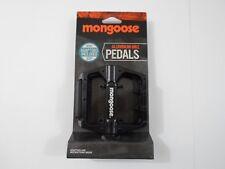 "Schwinn Mongoose Mountain Bike Pedal Aluminum Cycling Brand New fit 9/16"" & 1/2"""