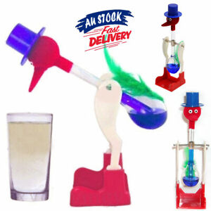 Drinking Present Gifts Happy Water Toys Bird Educational Toy Lucky Bobbing