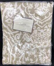 Pottery Barn Riley Headboard Slipcover FULL 55% Linen 45% Cotton Medici NEW