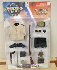"""12"""" 1st Texas Infantry Brotherhood of Arms Action Figure Uniform and Accessories"""
