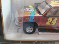 JEFF GORDON #24 DUPONT CHROMALUSION CHEVY TAHOE - BROOKFIELD 1:24 - LMTD EDITION