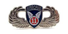 11th Airborne Division US Army Lapel Hat Pin Gift Military PPM023
