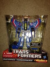 Transformers Hasbro Masterpiece Seeker Thundercracker G1 New Unopened Toysrus Ex