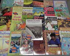 Houghton Mifflin Reading Leveled Readers 25 Books On Level 6th Grade 6
