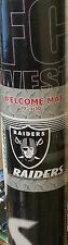 "NFL Door Mat - Bathroom Rug, ""Oakland Raiders"" NEW"